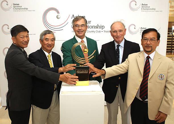 Asian amateur championship 8
