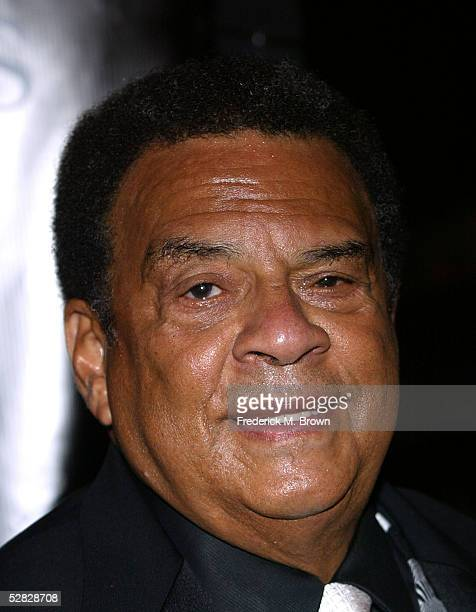Andrew Young attends Oprah Winfrey's Legends Ball at the Bacara Resort and Spa on May 14 2005 in Santa Barbara California