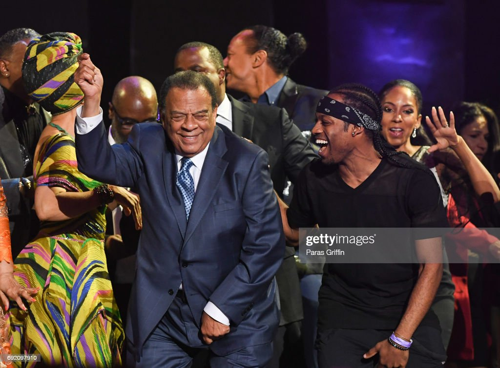 The 2017 Andrew Young International Leadership Awards and 85th Birthday Tribute