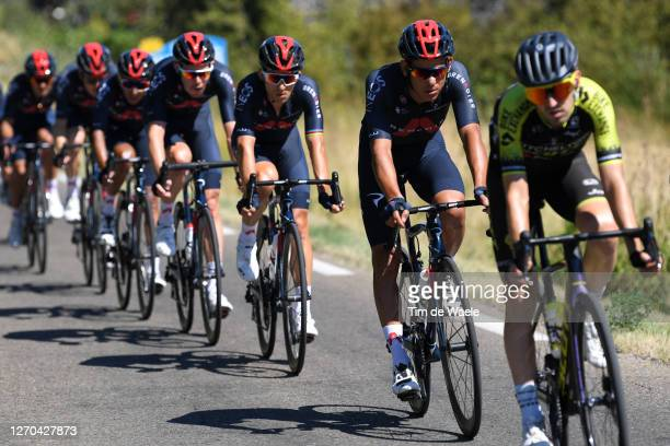 Andrey Amador Bikkazakova of Costa Rica and Team INEOS Grenadiers / during the 107th Tour de France 2020, Stage 6 a 191km stage from Le Teil to Mont...