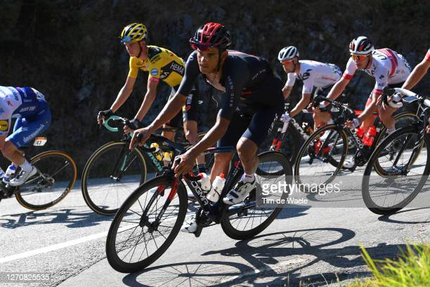 Andrey Amador Bikkazakova of Costa Rica and Team INEOS Grenadiers / during the 107th Tour de France 2020, Stage 8 a 141km stage from...