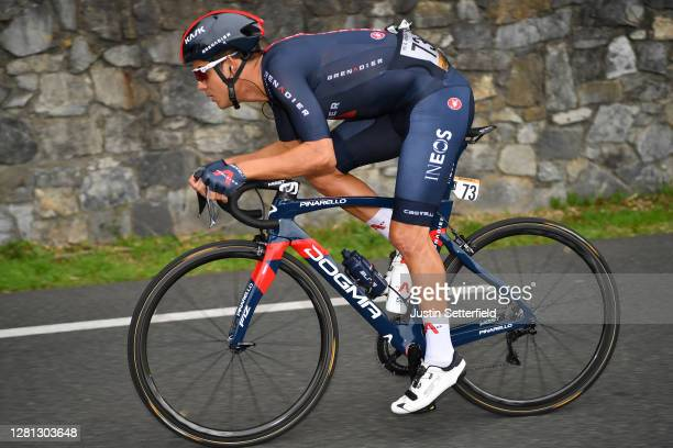 Andrey Amador Bikkazakova of Costa Rica and Team INEOS - Grenadiers / during the 75th Tour of Spain 2020, Stage 1 a 173km stage from Irun to Eibar -...