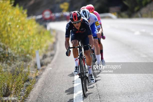 Andrey Amador Bikkazakova of Costa Rica and Team INEOS - Grenadiers / during the 75th Tour of Spain 2020, Stage 5 a 184,4km Huesca to Sabiñánigo 835m...