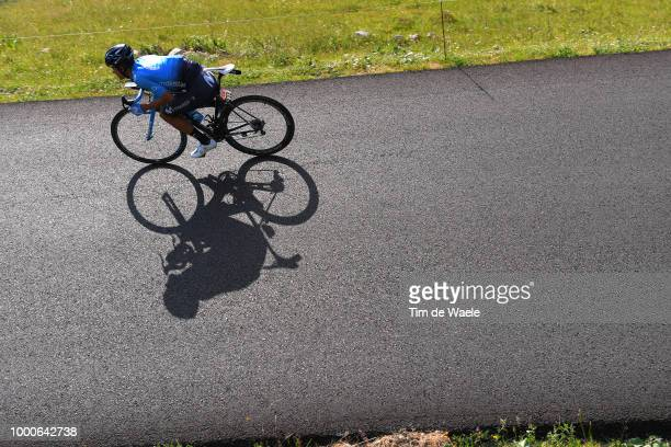 Andrey Amador of Costa Rica and Movistar Team / Shadow / during the 105th Tour de France 2018 / Stage 10 a 1585km stage from Annecy to Le...