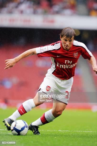 Andrey ARSHAVIN Arsenal / Atletico Madrid Emirats Cup Emirats Stadium Londres