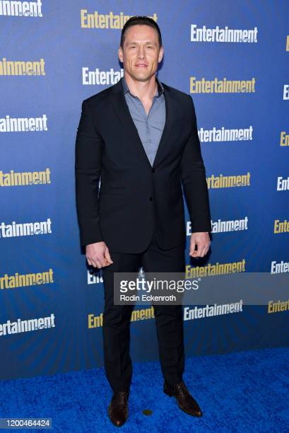 Andrey Ivchenko attends Entertainment Weekly PreSAG Celebration at Chateau Marmont on January 18 2020 in Los Angeles California