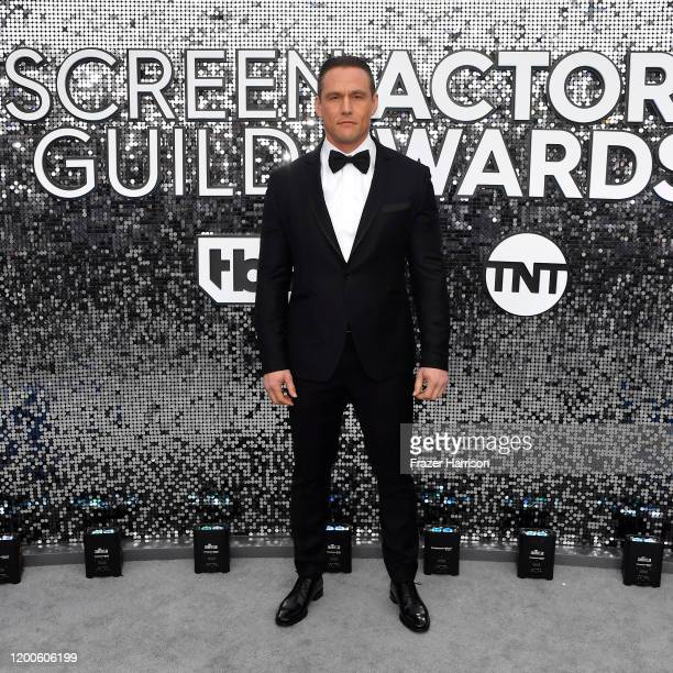 Andrey Ivchenko attends the 26th Annual Screen Actors Guild Awards at The Shrine Auditorium on January 19 2020 in Los Angeles California