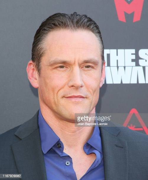 Andrey Ivchenko attends the 45th Annual Saturn Awards at Avalon Theater on September 13 2019 in Los Angeles California