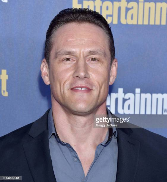 Andrey Ivchenko attends the Entertainment Weekly PreSAG Celebration at Chateau Marmont on January 18 2020 in Los Angeles California