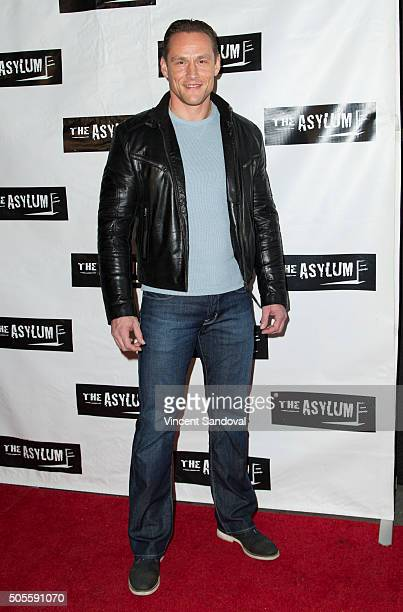 Andrey Ivchenko attends the premiere of Asylum's Little Dead Rotting Hood at Laemmle NoHo 7 on January 18 2016 in North Hollywood California