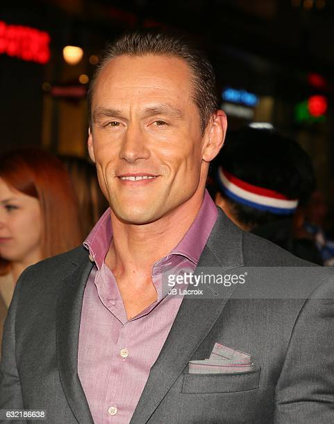 Andrey Ivchenko attends the premiere of Paramount Pictures' 'xXx Return Of Xander Cage' on January 19 2017 in Los Angeles California