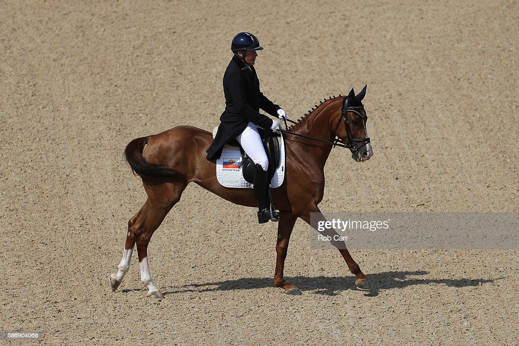 Equestrian - Olympics: Day 2 : News Photo