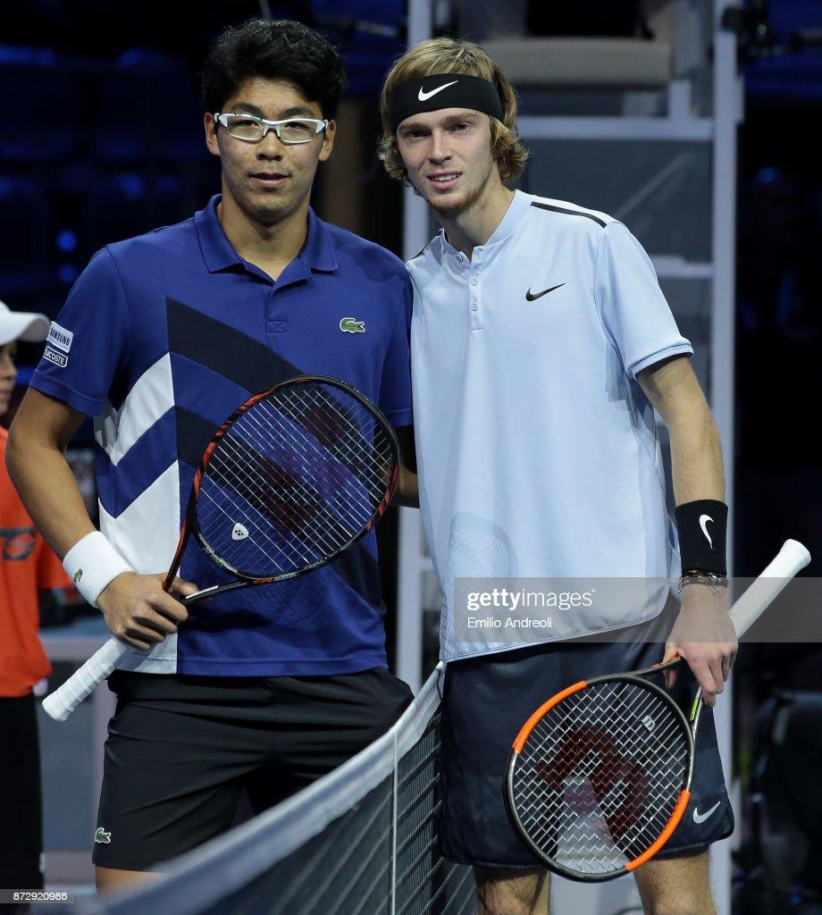 Next Gen ATP Finals : Foto di attualità