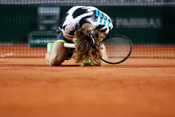 FRA: 2020 French Open - Day Three