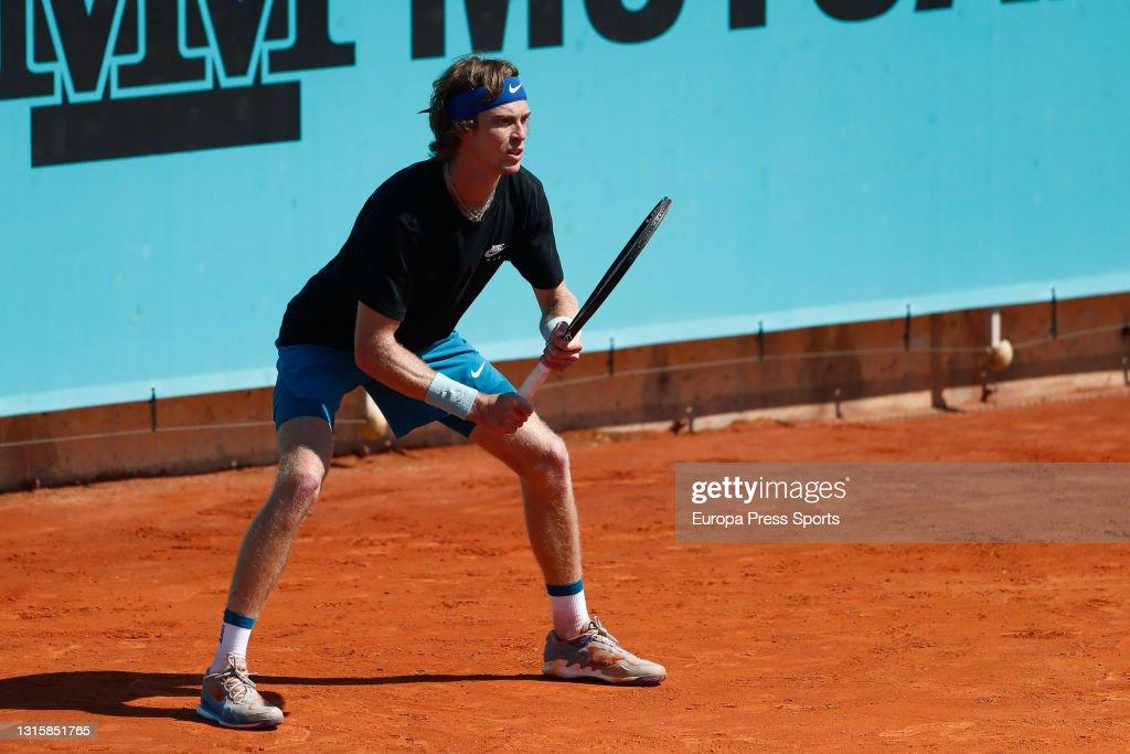 Mutua Madrid Open 2021 : News Photo
