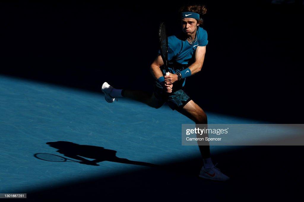2021 Australian Open: Day 6 : ニュース写真