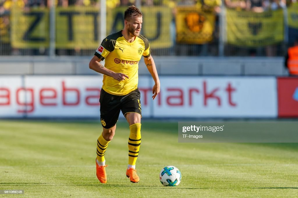 FSV Zwickau v Borussia Dortmund - Friendly Match : News Photo