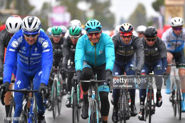 Andrey Zeits of Kazahkstan and Astana Pro Team / during the 102nd Giro d'Italia 2019, Stage 5 a 140km stage from Frascati to Terracina / Tour of...