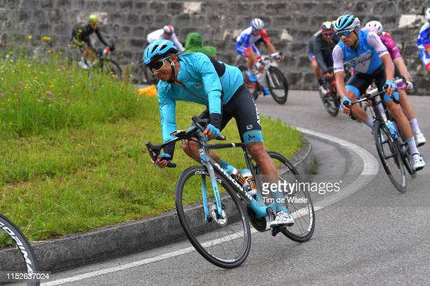 Andrey Zeits of Kazahkstan and Astana Pro Team / during the 102nd Giro d'Italia 2019, Stage 18 a 222km stage from Valdaora to Santa Maria di Sala...
