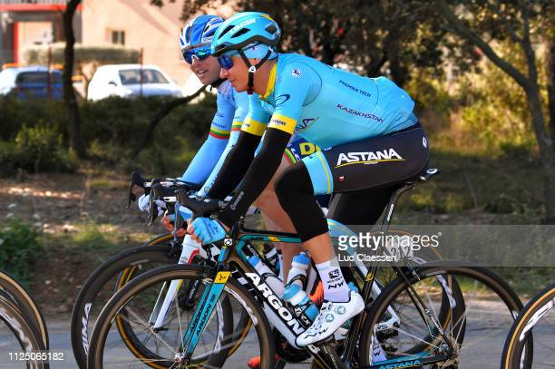 Andrey Zeits of Kazahkstan and Astana Pro Team / during the 4th Tour de La Provence 2019 Stage 2 a 1956km race from Istres to La Ciotat Boulevard...