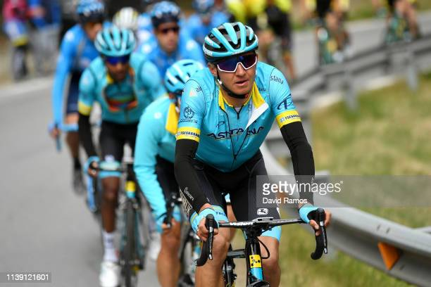 Andrey Zeits of Kazahkstan and Astana Pro Team / during the 99th Volta Ciclista a Catalunya 2019 Stage 5 a 1881km stage from Puigcerdà to Sant Cugat...