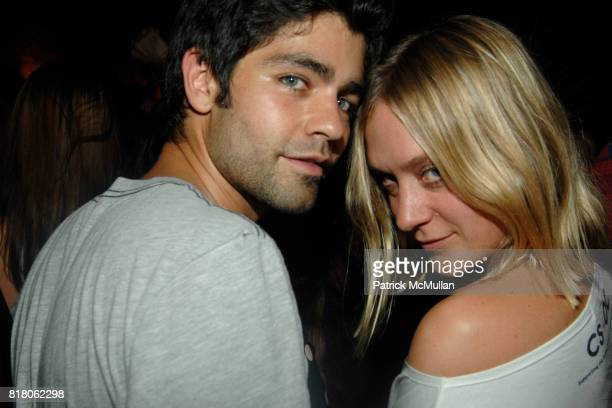 Andrian Grenier and Chloe Sevigny attend DASHA ZHUKOVA Party to Celebrate POP with Performance by IGGY POP at Don Hill's on September 10 2010 in New...
