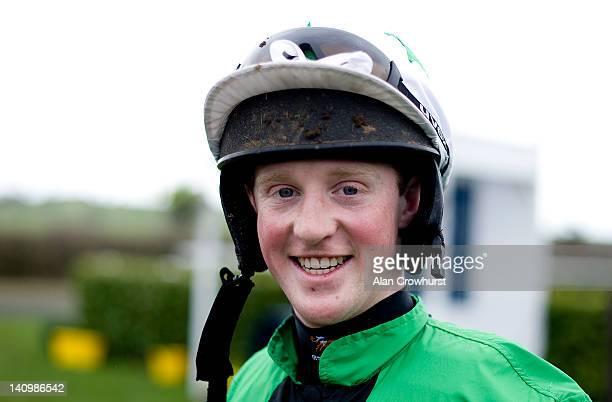 Andrias Guerin at Wincanton racecourse on March 09 2012 in Wincanton England
