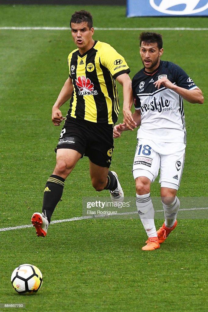 A-League Rd 9 - Wellington v Melbourne