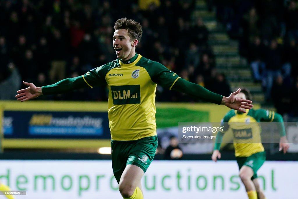 Fortuna Sittard v VVV-Venlo - Dutch Eredivisie : News Photo
