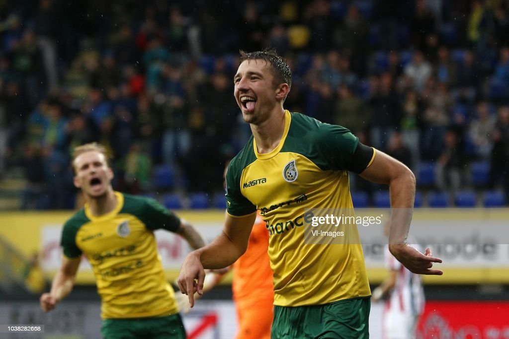 "Dutch Eredivisie""Fortuna Sittard v Willem II"" : News Photo"