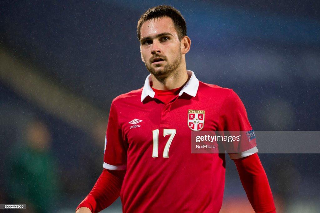 Serbia v Spain - 2017 UEFA European Under-21 Championship