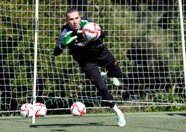 ESP: Real Madrid Pre-Season Training Session