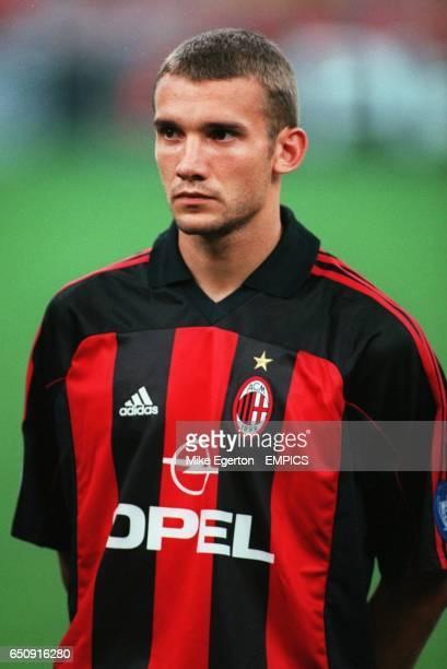 Andriy Shevchenko AC Milan