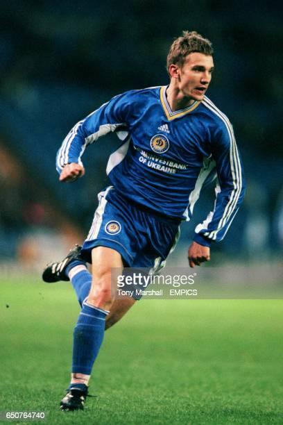 Andriy Shevchenko Dynamo Kiev