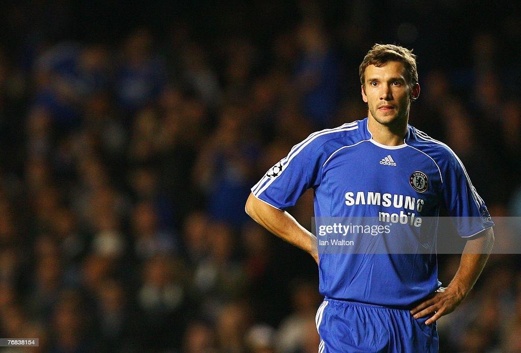 Chelsea v Rosenberg - UEFA Champions League : News Photo