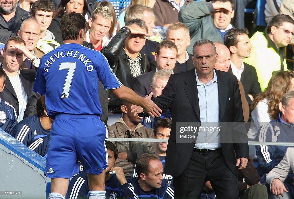 Chelsea v Fulham - Barclays Premier League : News Photo