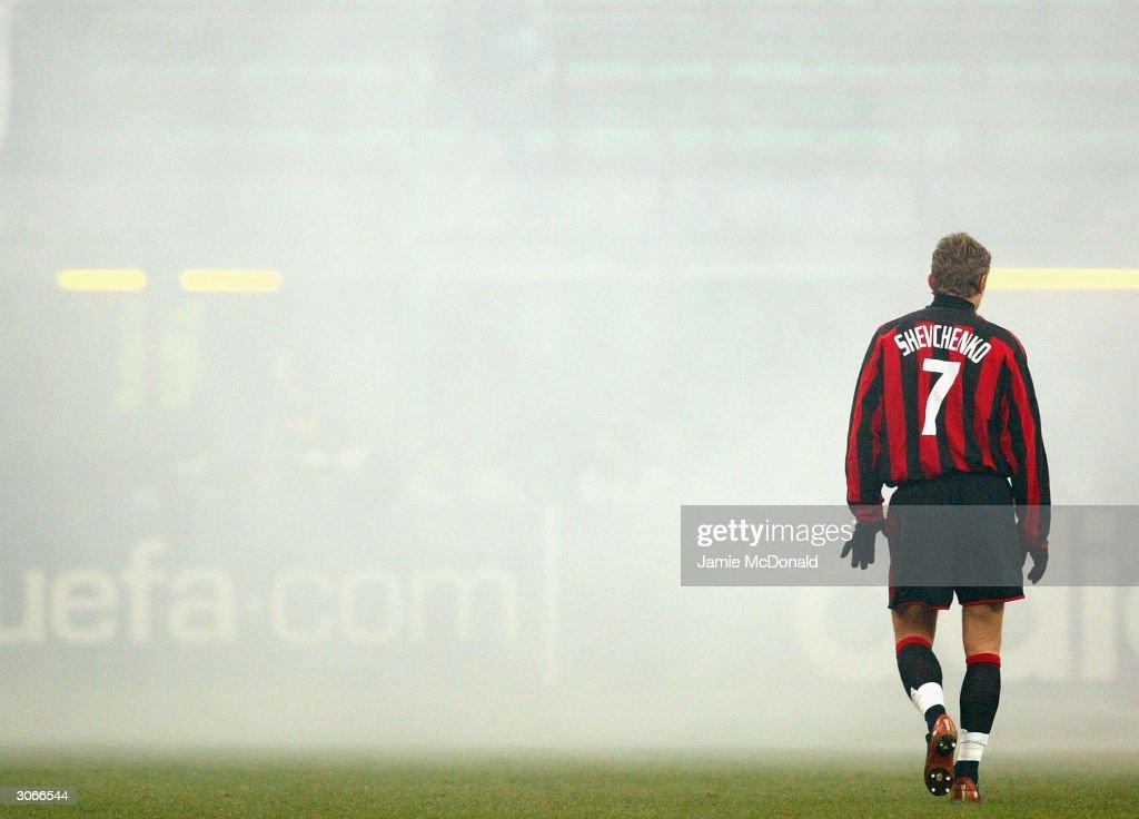 AC Milan v Sparta Prague : News Photo
