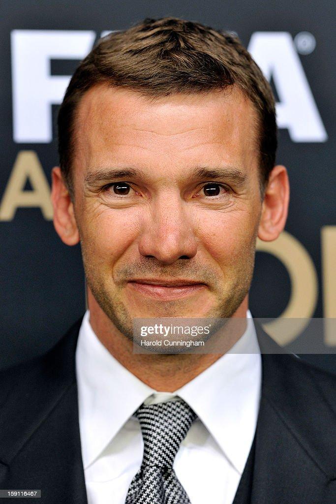 FIFA Ballon d'Or Gala 2012 : News Photo