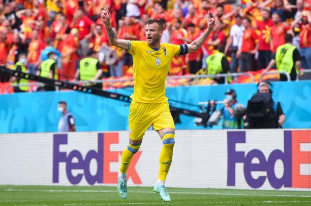 ROU: Ukraine v North Macedonia - UEFA Euro 2020: Group C