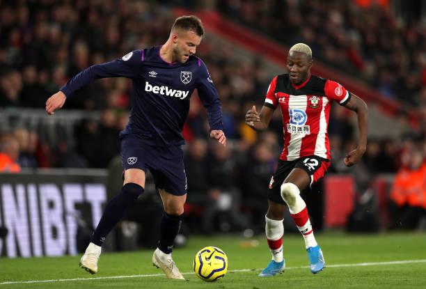 Southampton FC v West Ham United - Premier League
