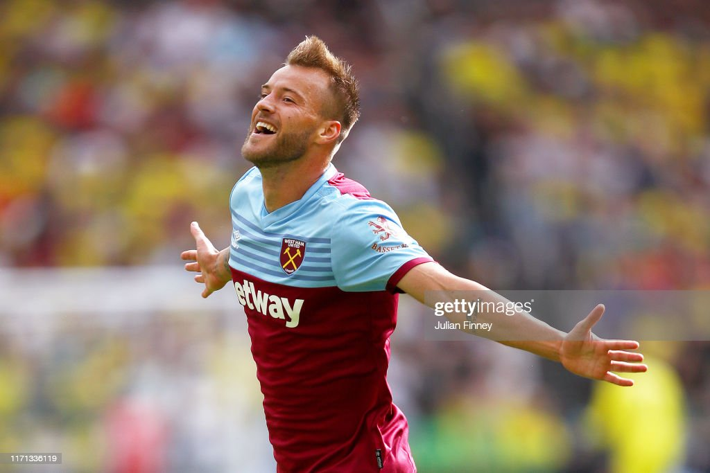 West Ham United v Norwich City - Premier League : News Photo