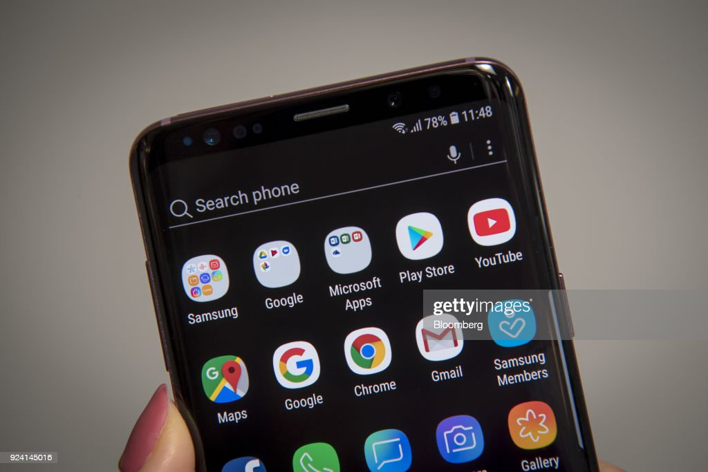 Samsung Responds to iPhone X With S9 Launch