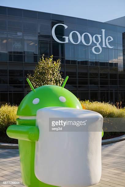 Android マシュマロ像