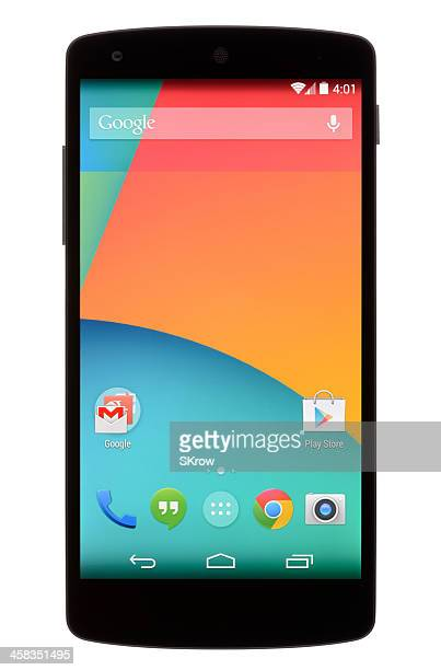 android phone home screen - android stock pictures, royalty-free photos & images