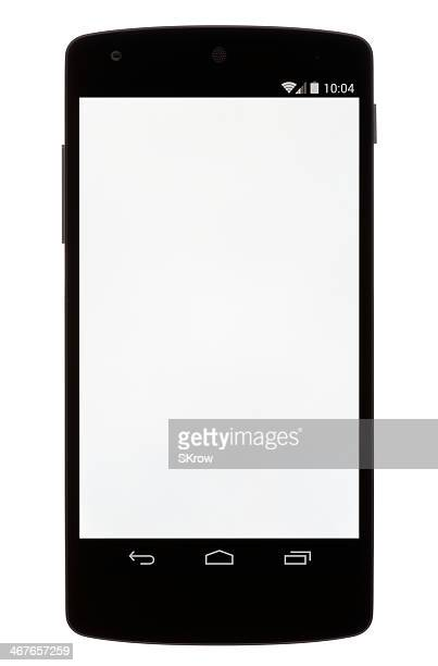 Android with a Blank Screen