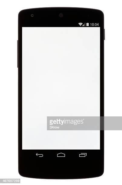 Android 、ブランク画面