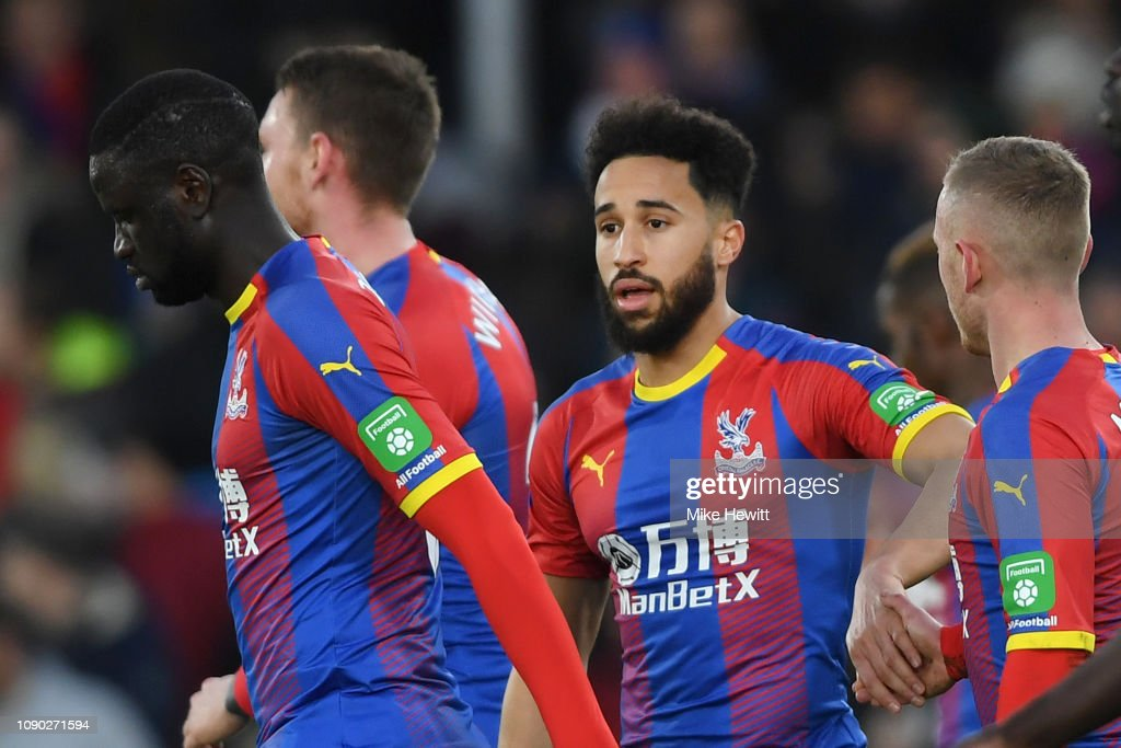 Crystal Palace v Tottenham Hotspur - FA Cup Fourth Round : News Photo