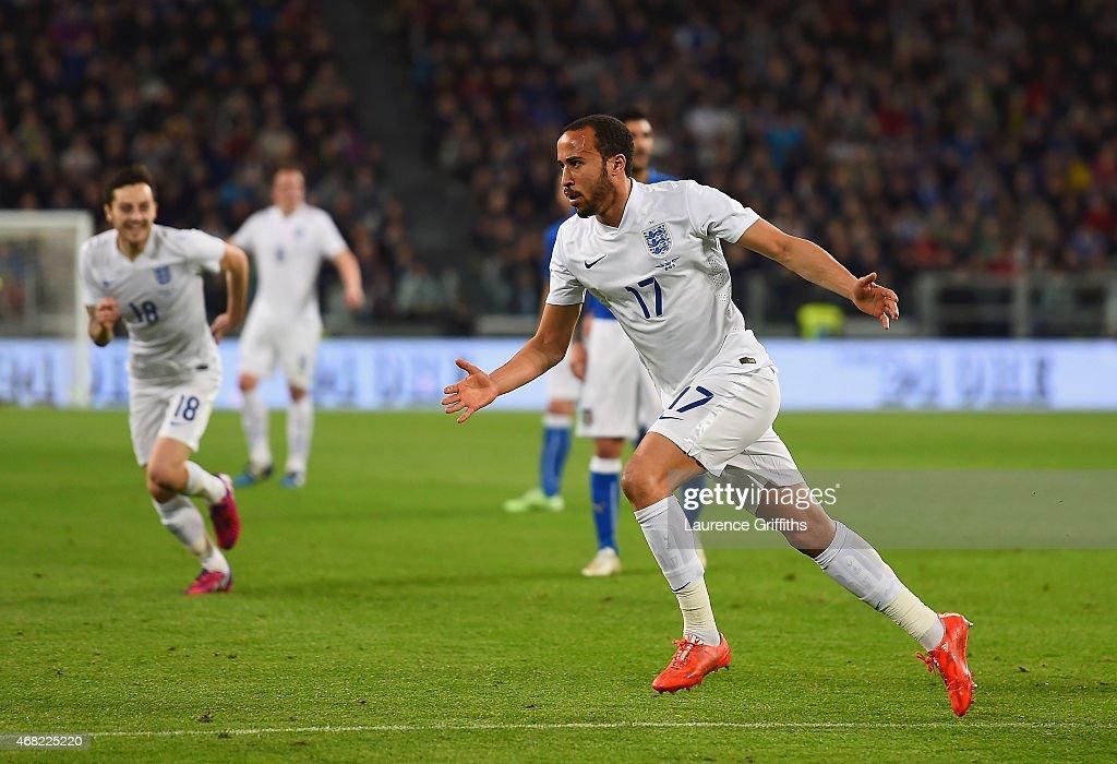 Italy v England - International Friendly