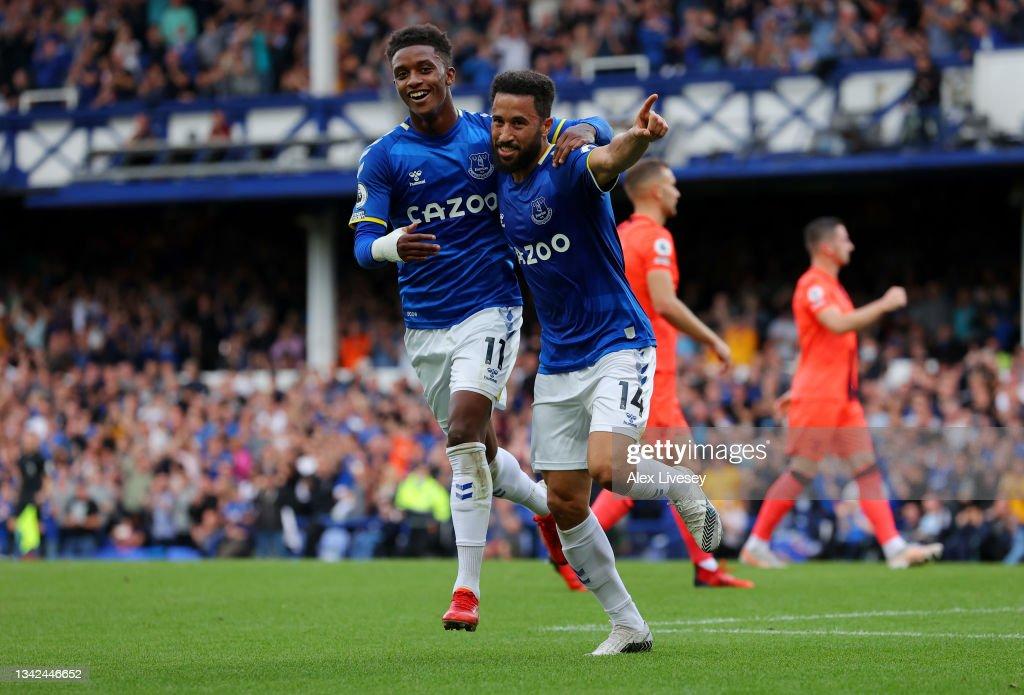 Everton v Norwich City - Premier League : News Photo