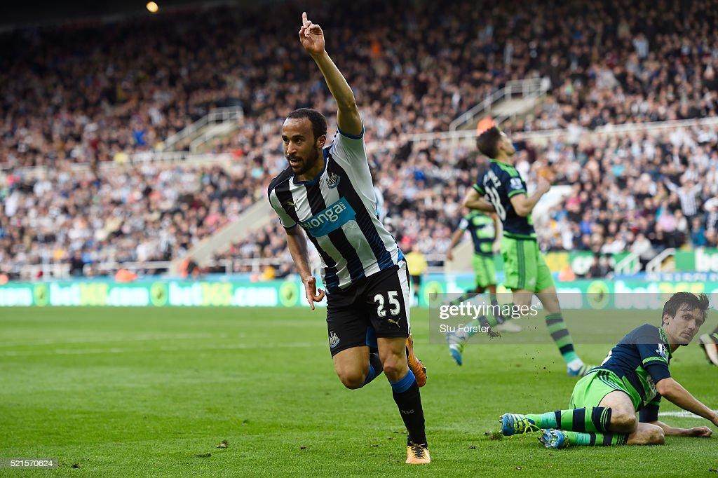 Newcastle United v Swansea City - Premier League : News Photo